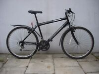 Mens Mountain/ Commuter Bike by Townsend, Black, Good Condition, JUST SERVICED / CHEAP PRICE!!!!!!!!