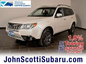 2013 Subaru Forester Touring Package