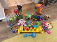 Toy bundle for Baby/toddler