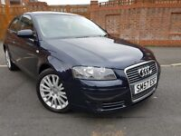 Audi A3 2.0 diesel Auto Dsg;Full service history;just serviced...