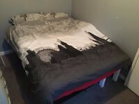 Double room with own private garden in Tooting Broadway, Available NOW