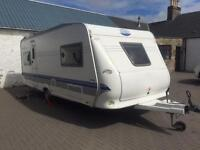 Hobby 2005 Prestige Single Axle 4 Berth
