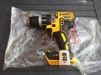 Dewault DCD796 - Brushless 2-Speed Combi Drill