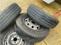 Fiat Ducato wheels & trims