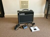 LANEY VC15 all tube amplifier