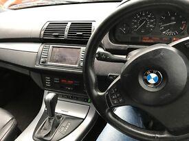 BMW X5 Auto sport