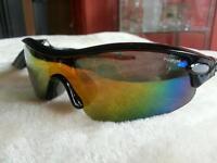 Polarized sunglasses brand new.