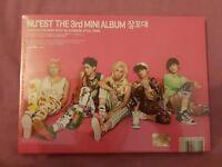 NU`EST SLEEP TALKING 3rd Mini Album K-POP CD