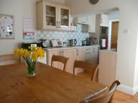 Spacious 2 double bed traditional English mid terrace in Wigton