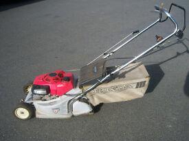 "to clear honda hr194 16"" roller mower"