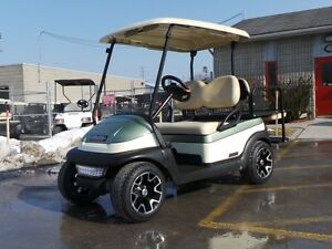 2014 club car Precedent Custom Painted golf Cart With 12inch low
