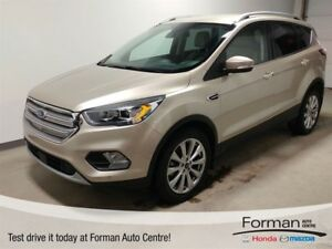 2017 Ford Escape Titanium|Rmt Start | Htd Seats |Loaded| New tir
