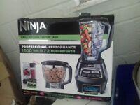Nuti Ninja professional set