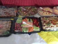 Buffet food all events catered for from £1pp