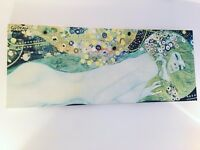 IKEA Gustav Klimt canvas print