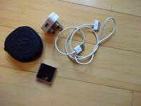 Apple iPod nano 6th Generation Silver (8GB) with Case - £40 ono