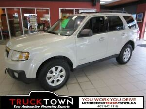 2008 Mazda Tribute STUNNING GT WITH LEATHER