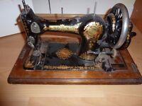 Vintage Jones Family CS Sewing Machine