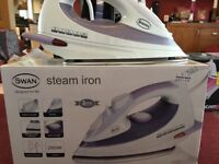 Swan steam iron
