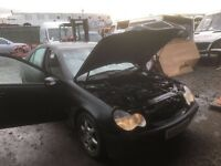 Mercedes Benz C Class C 270 diesel 2003 year -Spare Parts Available - Engine - Gearbox