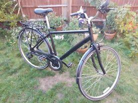 lovely push bike