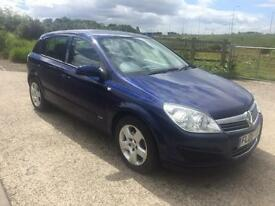Vauxhall Astra 1.3 diesel 2008 low miles like focus golf