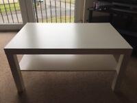IKEA Lack White Coffee Table