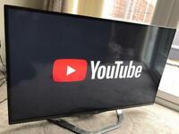 LG led smart tv super slim design 55inch 4K 3D