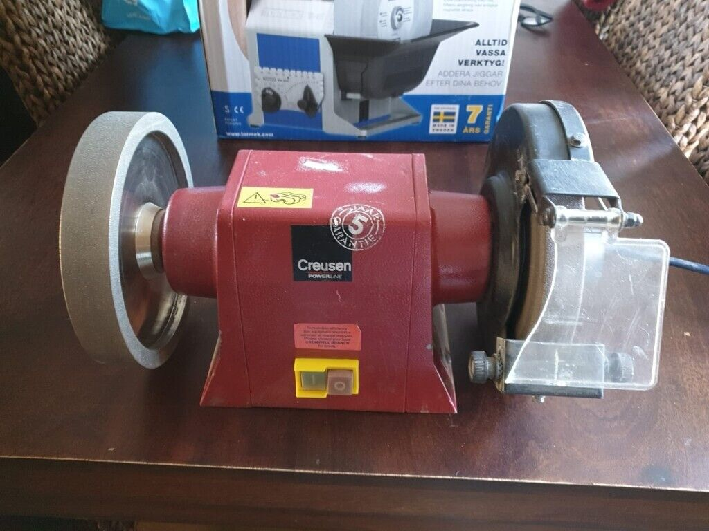 Remarkable Creusen Bench Grinder 200Mm In South Shields Tyne And Wear Gumtree Camellatalisay Diy Chair Ideas Camellatalisaycom