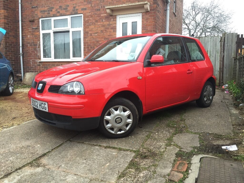 seat arosa 1 0 in walsall west midlands gumtree. Black Bedroom Furniture Sets. Home Design Ideas