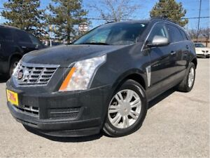 2014 Cadillac SRX LEATHER BIG SCREEN PREMIUM STEREO
