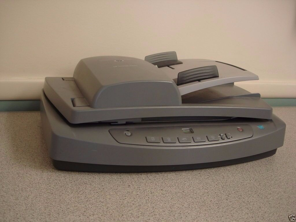 HP Scanjet 7650, Refurbished L1941A Automatic Document Feeder