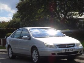 Citroen C5 2.2 HDi VTR 5dr£1,399 p/x welcome 1 OWNER FROM NEW,ONLY 25K MILS
