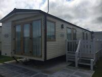 luxury caravan on Talacre Beach 5* park nr Prestatyn north wales