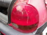 VAUXHALL CORSA B REAR LIGHT,,,DRIVERS SIDE