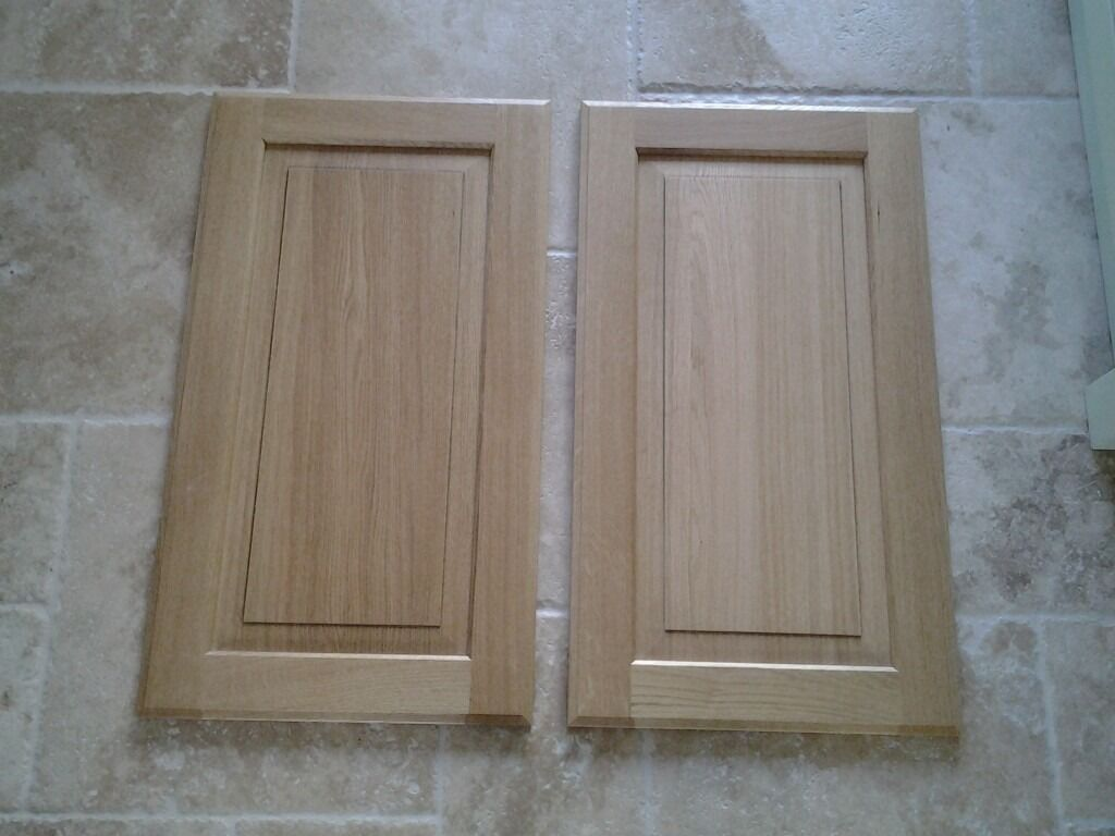 Kitchen cabinet doors solid oak in inverness highland for Kitchen doors
