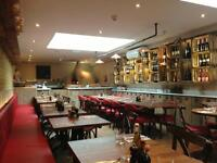 Cacciari's restaurant looking for a experienced PIZZA chef