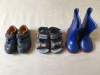 Toddler Shoes Bundle (3 pairs) - size 4-5
