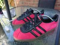 Adidas trimm stars 2013 UK size 9
