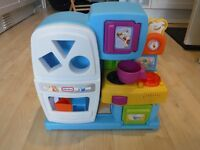 Little Tikes small toy kitchen.