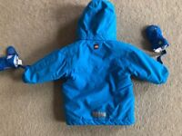 Lego Tech warm toddlers winter coat
