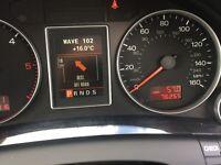 2006 AUDI A4 S Line TDI 140 2.0L DIESEL Automatic 7 Speed Gearbox Year Mot Full Service Warranty