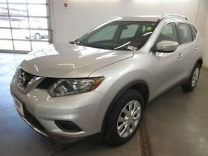 2015 Nissan Rogue S! AWD! BACK-UP CAM! BLUETOOTH! ONLY 51K!