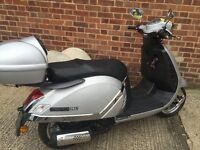 Lambretta 151N - Brand New - not yet registered