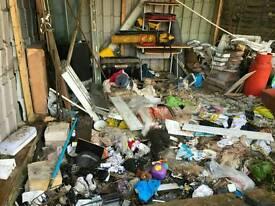Rubbish garden house clearance
