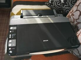 Epsom Stylus DX4000 printer, scanner, copier