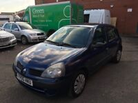 2005 Renault Clio Automatic Good and Cheap Runner with history and mot
