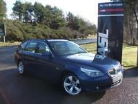 BMW 5 SERIES 535d SE 5dr Auto (blue) 2006