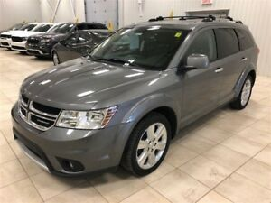 2012 Dodge Journey RT AWD *7 PLACES*UCONNECT*MAGS*CAMÉRA*FOGS*