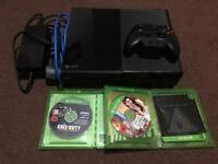 Xbox One 2 games GTA5 and COD
